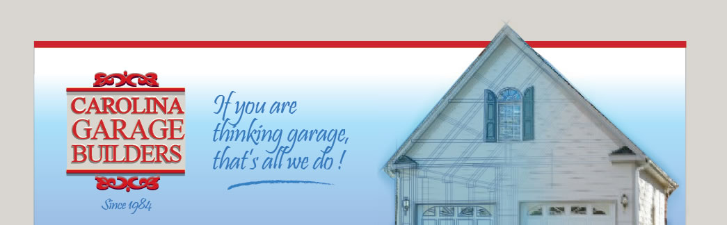 Garage contractor in nc raleigh durham chapel hill for Garage builders raleigh nc