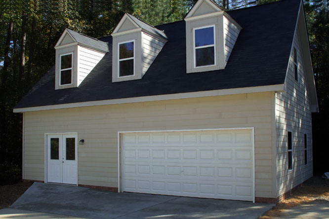 Custom Garage Construction Samples Pictures Building